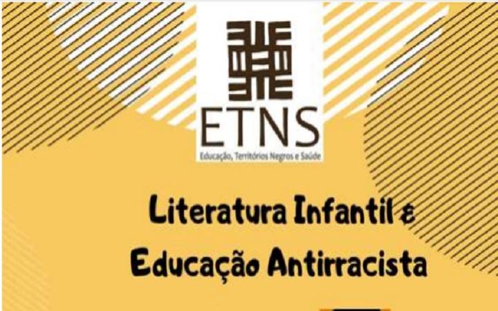 Grupo de Estudos promove live sobre Literatura Infantil e educação antirracista