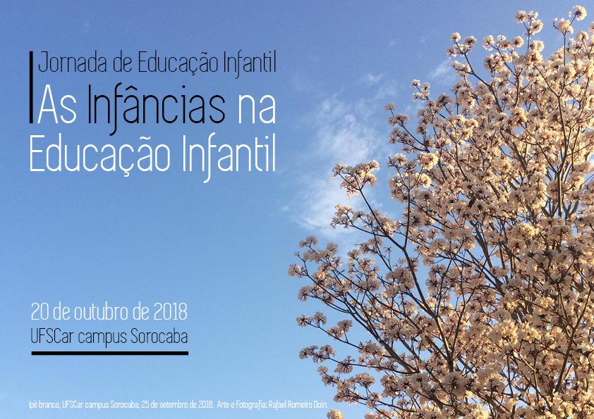 Primeira Jornada de Educação Infantil da UFSCar